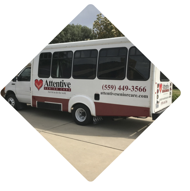Attentive Senior Care Medical Transportation