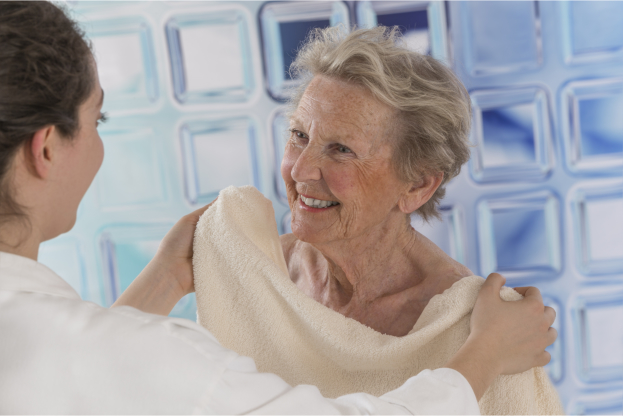 Bathing Assistance 5 Tips You Can Use When Helping Your Aging Parents